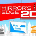 EA、Mirror's Edgeのフラッシュゲームを無料公開