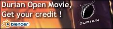 Durian Open Movie DVD