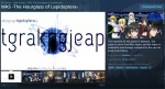 WAS -The Hourglass of Lepidoptera-