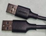 レシーバー用USB2.0ケーブル