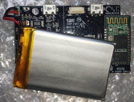 WalkOVR 腰センサー 基板 表