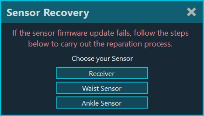 KAT Gateway Sensor Recovery 詳細
